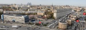 Бизнес центр на Тульской  в Москве