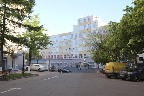 Серпуховской Двор 2,