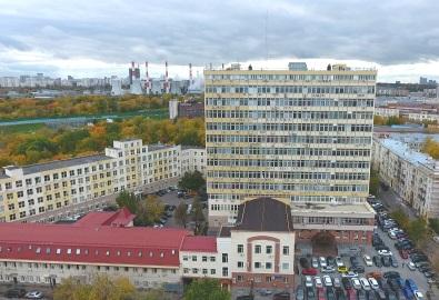 аренда офисов Шаболовская в бизнес центре