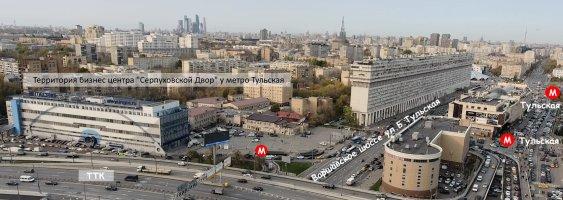 Снять офисы на 1 этаже в Москве