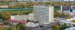 Фото БЦ. Панорамный снимок бизнес центра
