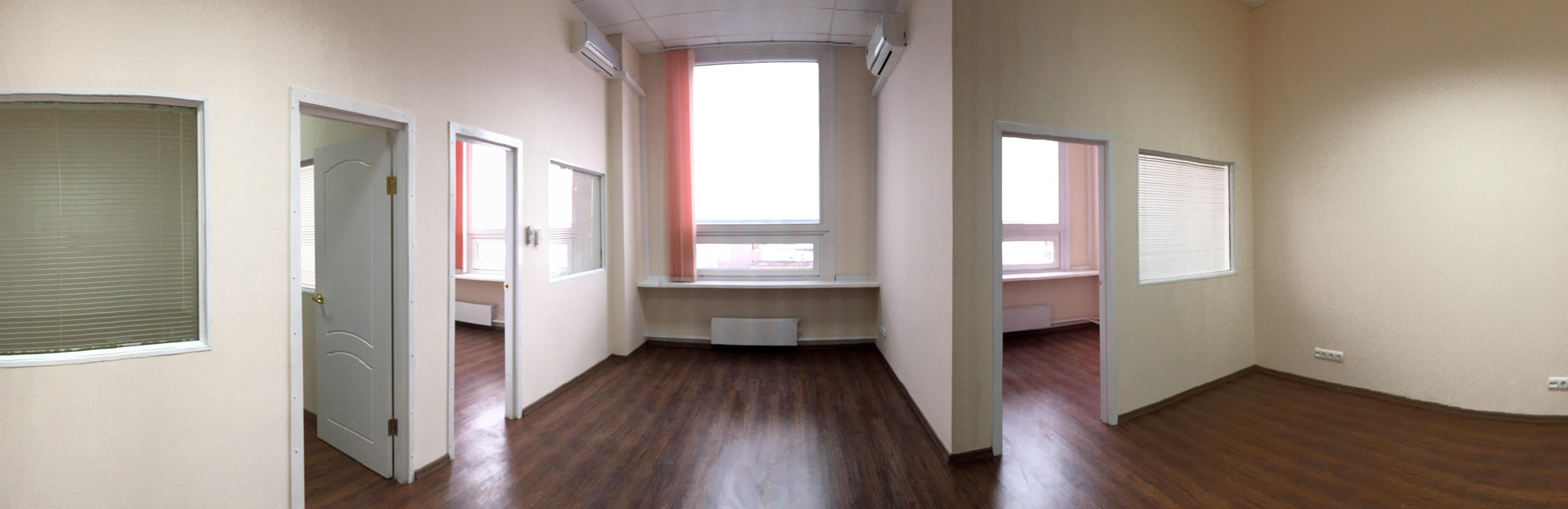 Панорама офиса