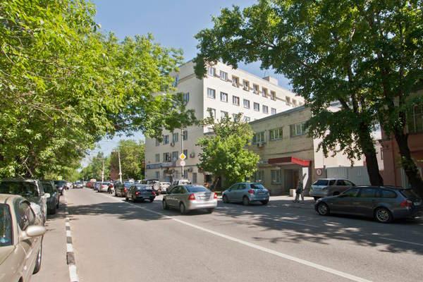 Малая Тульская улица.